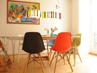 Unique and beautiful Copenhagen apartment at Vesterbro - Copenhagen vacation rentals