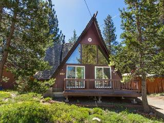 Mountain A-Frame Cabin meets urban chic - South Lake Tahoe vacation rentals