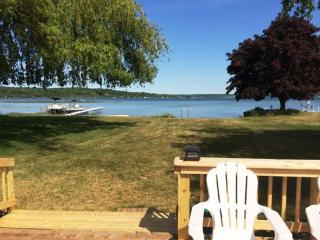 Sunrise Views of Portage Lake - Northwest Michigan vacation rentals