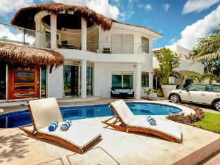 Villa Turquesa with unobstructed ocean views, rooftop pool  & easy beach access - Yucatan-Mayan Riviera vacation rentals