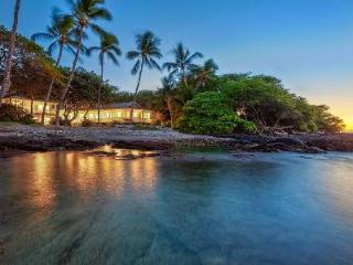 Puako Beach House - private ocean access - delight in sounds & smells of swaying coconut trees - Kohala Coast vacation rentals
