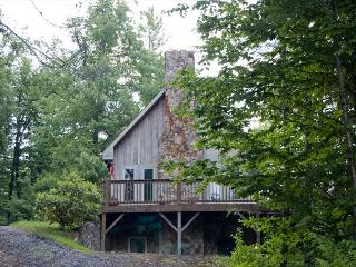Forge the Rushing Creek - Private - Fishing Pond - Close to Boone - Sleeps 4 - Fleetwood vacation rentals
