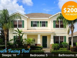 Homestead Luxury - 5 Bed Villa in Reunion Resort with Screened SOUTH FACING Pool - Reunion vacation rentals