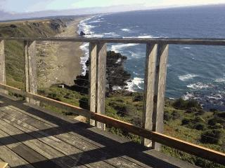 Breathtaking ocean bluff setting - lighthouse views, well equipped kitchen - Manchester vacation rentals