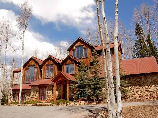 Find peace… in powder - Ski in/out, private hot tub - Powder Place - Mountain Village vacation rentals