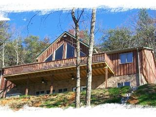 Bear Lodge-5 bedrooms with a spectacular mountain view. - Townsend vacation rentals