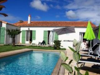 Villa Juliette - St Martin en Re - Saint-Jean-de-Monts vacation rentals