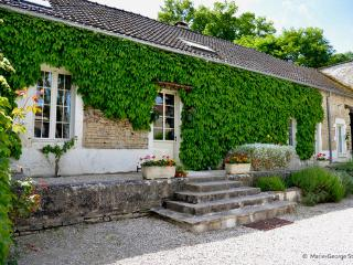 Le Petit Village Coach House, heated pool & wifi - Burgundy vacation rentals
