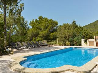 Beautiful house with private pool, stunning  views, very close to awesome beaches - ES-1077190-Sant Josep de sa Talaia - Ibiza vacation rentals