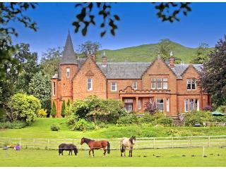 Turret Mansion House - South Lanarkshire vacation rentals