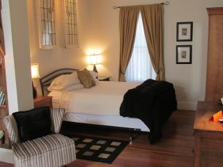 Stylish in-town studio for 2 in historic home - Saint Augustine vacation rentals