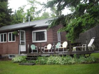 Lakefront Cottage Rangeley Maine - Western Maine vacation rentals