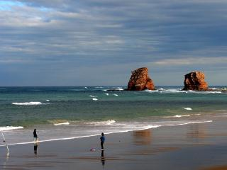 PLAGE::Beach apartment in Spanish border 6p. - Hendaye vacation rentals