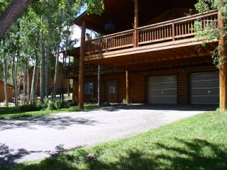 Large Covered Deck - Wildlife 18 Miles Wolf Creek - South Central Colorado vacation rentals