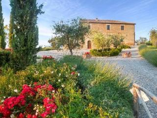 Villa Montepulciano with wine tasting, a vineyard tour and organic fruit trees - Montepulciano vacation rentals
