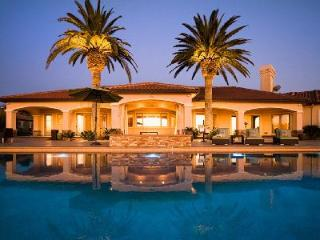 Wine country villa Palm Vista with separate guest house & pool offers panoramic views - Sonoma County vacation rentals