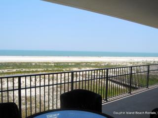 Holiday Isle 409 - Indoor and Outdoor Pools- Fitness Center - Dauphin Island vacation rentals