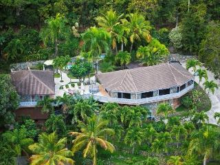 Rockworks at Dorothea, St. Thomas - Ocean View, Pool, Lush Garden - Terres Basses vacation rentals
