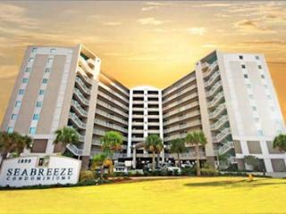 Beautiful 2 Bedroom / 2 Bathroom Condo Directly on the Beach SB-403 - Gulfport vacation rentals
