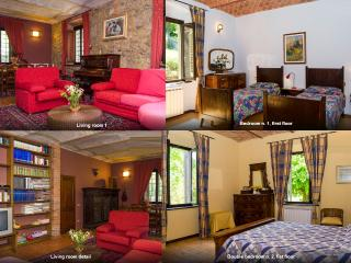 For Tuscany's lovers...  house dated 1864, garden - Pistoia vacation rentals