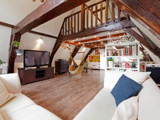 Spacious Loft 5 minutes walk from Dam square - Amsterdam vacation rentals
