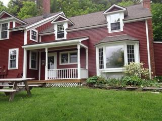 Charming farmhouse apt. on working farm. Ideal for families or a group of friends - Berkshires vacation rentals