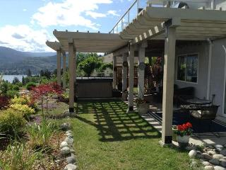 Private Lakeview Suite in Garden - Penticton vacation rentals