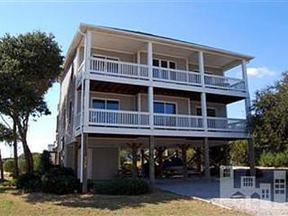 Topsail Tonic - 529 Sidbury - Sound / Ocean View - Topsail Beach vacation rentals