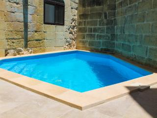 Bright Farmhouse Villa with Dipping Pool - Island of Gozo vacation rentals