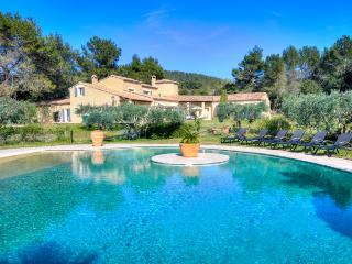 ***PROVENCE FRENCH COUNTRY SIDE RETREAT - AMAZING VILLA**SLEEPS 10** - Les Baux de Provence vacation rentals