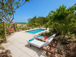 New Pool!  Best Value on Grace Bay Beachfront, one of the  World's Best Beaches - Middle Caicos vacation rentals