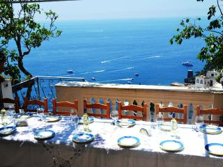 Positano center -  is an enchanting property - Positano vacation rentals