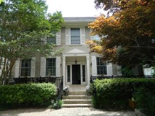 GORGEOUS Inman Park house for July amazing deck! - Atlanta vacation rentals