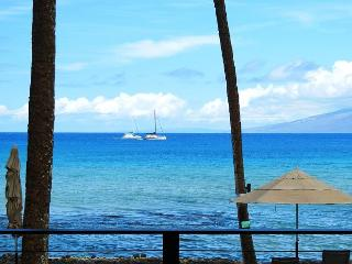 Find Your Ocean Paradise in our remodeled Oceanfront Condo - Lahaina vacation rentals