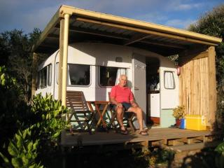 Caravan in the orchard, with a view - Mangonui vacation rentals