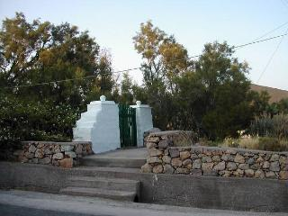 Summer house on a beachfront lot in Kambos, Patmos. - Patmos vacation rentals