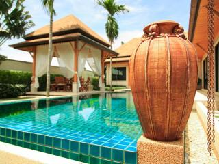 VILLA OASIS - LARGE POOL - GREAT LOCATION! - Rawai vacation rentals