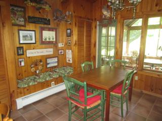 Peaceful retreat in the Catskill Mountains - Capital Saratoga vacation rentals