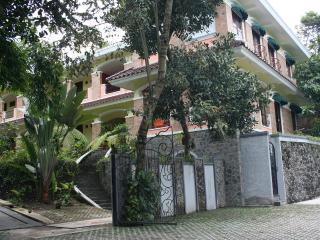 Villa Alicia :  A villa in a village in Yogyakarta - Java vacation rentals
