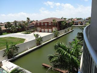 301 LAS MARINAS - 2 bedroom/2 bath Waterfront condo - South Padre Island vacation rentals