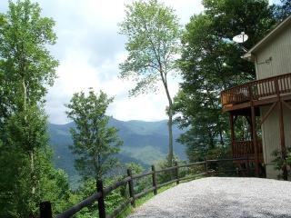 FALCON RIDGE -Great Views, Hot Tub, Fire Pl, Clean - Maggie Valley vacation rentals