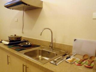 Vacation Condo in QC FULLY FURNISHED 22 SQM ONE BR - National Capital Region vacation rentals