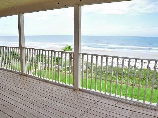 Fall Specials 2200.00 wkly Direct Ocean Front paradise 485 - Ormond Beach vacation rentals