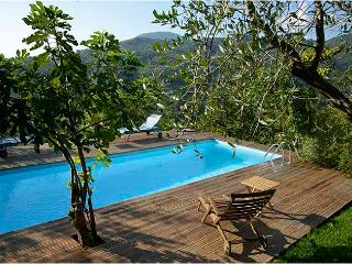Lovely House with Cute Pool - Castiglione Chiavarese vacation rentals