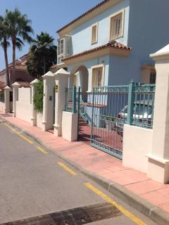 Beachfront Villa in Southern Spain Marbella - Nueva Andalucia vacation rentals