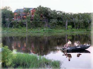 Secluded, Luxury Retreat on a Private Lake - Konawa vacation rentals
