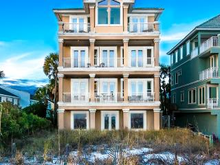 Beach House in Destin, FL 6BR 8B - Gated Community - Holiday Isle vacation rentals