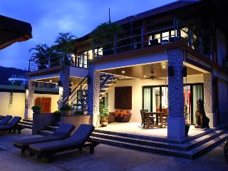 Kalimat 9 - Stunning 9 Bedroom Modern Thai Style with Seaviews - Patong vacation rentals