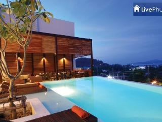 Surins Ultimate Penthouse with Stunning Seaviews - Surin Beach vacation rentals
