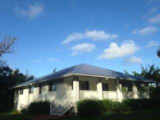MALAMA HOUSE: A Luxury Vacation Rental on One Acre - Pahoa vacation rentals
